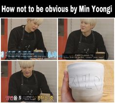 And Jimin thought he would be giftless.