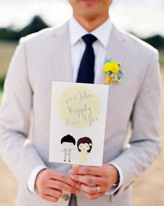 ceremony program wedding ceremony livret de ceremonie mariage - Boutonnire Invit Mariage
