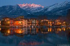 Addio Monti, Lake Como, Italy. #travel- paradise divine, italy