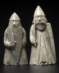 The Lewis Rooks, also Known as Berserkers and warders