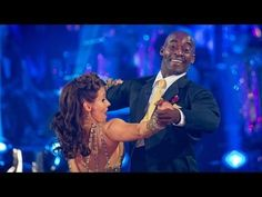 Patrick Robinson & Anya American Smooth to 'It Had To Be You' - Strictly...