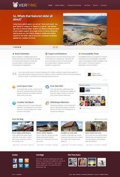 OVERTIME #WP #THEME  #WPTheme #WebDesign #Multimedia #Gallery #MobilApp | #WPThemeHouse