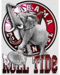 Big Al Alabama Football