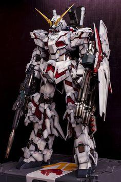 PG Unicorn Full Armor Gundam サブ画像3