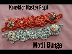 Crochet Mask, Crochet Headband Pattern, Crochet Faces, Crochet Patterns, Knitting Stiches, Crochet Videos, Diy Mask, Hama Beads, Crochet Projects