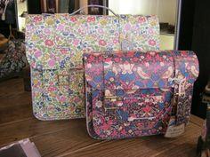 Dr. Martens Liberty print satchels!!!