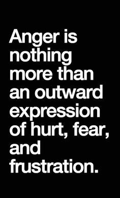 Anger and frustration are emotions that we experience on a daily basis, depending on what makes us angry, we can find a number of situations everyday that make us feel cross. The anger and frustration Anger Quotes, Words Quotes, Me Quotes, Motivational Quotes, Inspirational Quotes, Sayings, Hurt Quotes, Quotes About Anger, Annoyed Quotes