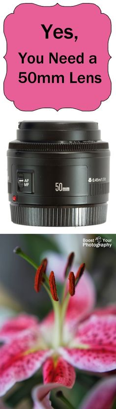 """""""Yes, You Need a 50mm Lens 