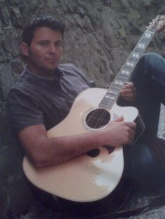 Ryan and his guitar...perfect together <3