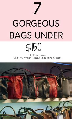 These budget purses are the perfect budget fashion accessories. The best budget bags are perfect for fall outfit ideas. Budget Fashion, Cheap Fashion, Polo Outfit, Devil Wears Prada, Glass Slipper, Quilted Bag, Day Bag, Best Budget, High End Fashion