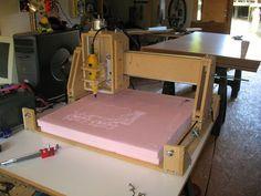 Image de Comment faire un axe CNC machine à trois (bon marché et facilement):