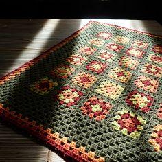 Ravelry: Crochet granny squares