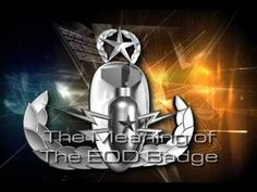 EOD CRAB - The Meaning of the Badge  Youtube