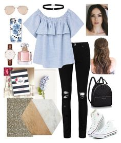 """""""Untitled #65"""" by raneliperera on Polyvore featuring Boohoo, MANGO, Daniel Wellington, Tommy Mitchell, Wendover Art Group, Amanda Rose Collection, Jayson Home, Guerlain, CHARLES & KEITH and Casetify"""