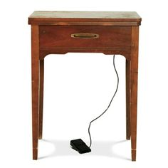 Sewing Table Before - Instant Furniture Makeovers - Southern Living Before