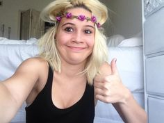 Me too Bea XD she's still prettier than me at my best