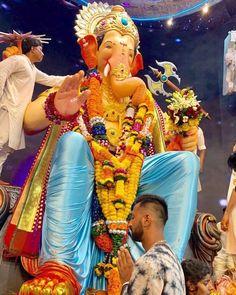 #krunalpandya #viratkohli #rohitsharma #hardikpandya #ganpati #bappa #mumbai #morya #ganpatibappamorya Virat Kohli, Cricket News, Blessed, Idol, Princess Zelda, Fantasy, Stars, Shiva, Painting