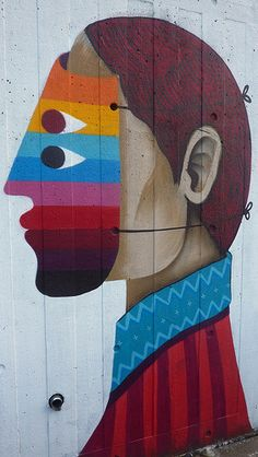 Edgar Flores (aka Saner), mexican artist & artis Remed