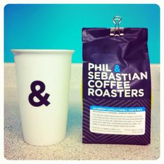 Phil & Sebastian Coffee! Great start to your day in #yyc. #VogueCalgary