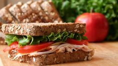 The best sandwiches for your health needs!
