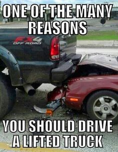 on One Of Many Reasons You Should Drive A Lifted Truck! Said Trucks LifeOne Of Many Reasons You Should Drive A Lifted Truck! Said Trucks Life Jacked Up Trucks, Cool Trucks, Big Trucks, Chevy Trucks, Pickup Trucks, Lifted Cars, Lifted Chevy, Chevy 4x4, Lifted Jeeps