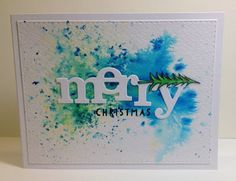 Marianne's cards 'n stuff: Merry