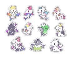 Bf Love, Pansexual Pride, Lesbian Pride, Lesbian Couples, Puppies And Kitties, Cute Dragons, Cat Stickers, Pride Flag, Animal Sketches