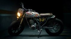 Honda CLR125 Scrambler Dream Wheels Heritage