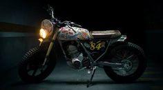Honda CLR125 Scrambler Dream Wheels Heritage