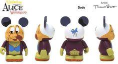 Disney Vinylmation 3 inch Alice in Wonderland Series DODO