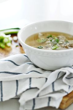 the best wonton soup recipe