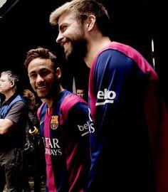 Neymar & Gerald