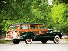 Buick 1947by CarsOnTheRoad