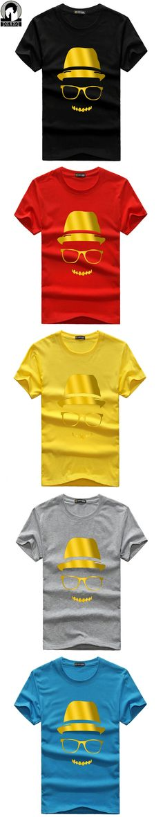 PZXZQ S-5XL Plus size t shirt men O-neck summer Style new T shirt skull print fashion men's slim t shirt cotton casual men Tees