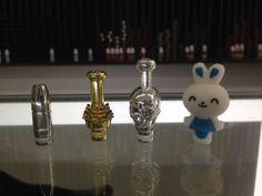 4 of many custom tips available at E-Cig City! City North, North Hollywood, Tips, Advice