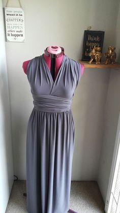 This item is unavailable Infinity Dress, Get Fresh, Grey Flooring, Feminine Style, Gray Dress, Originals, Im Not Perfect, Free, Dresses