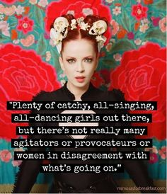 Girl Crush: Shirley Manson – Where have all the Female Rock Stars Gone? | Mimosas For Breakfast