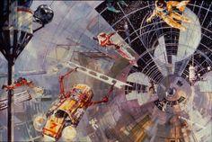 EPCOT - Horizons Brava Centauri space colony