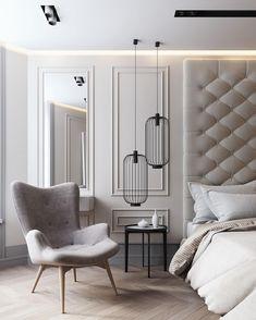 Bedroom designed by DE&DE interior studio . #luxury #luxuryhome #architect #luxuryhouse #arquitectura #luxurylife #luxurylifestyle…