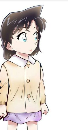Detective Conan , Ran Moori