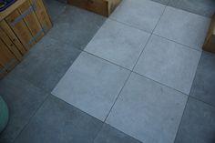 Tuintegels :: Geoceramica :: Geoceramica Evoque Perla 60x60x4 cm - Lek Tuinmaterialen