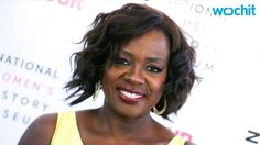 Viola Davis Attends the Groundbreaking of a New Community Health Center in Her Hometown