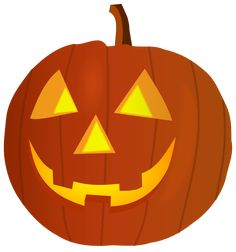 pumpkin transparent image - Free Halloween Sounds Downloads