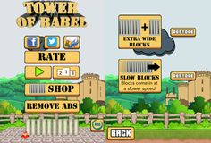 "Our version of The Tower Source Code for iOS (game made with cocos2d) is called ""The Tower of Babel"" and is a clone of the mechanics and not an exact copy of The Tower Game. Our version is made for quick and easy app reskinning and to shorten the process of submitting your game to the iTunes App Store. https://www.appsfresh.com/products/the-tower-source-code-clone-ios"