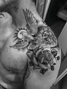 http://www.tattooeasily.com/flower-tattoos-for-women/2/