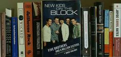 New Kids On The Block: Five Brothers And A Million Sisters, The Authorized Biography - Nikki Van Noy  I Shop books at Books + Rec Shoppe www.booksandrec.com
