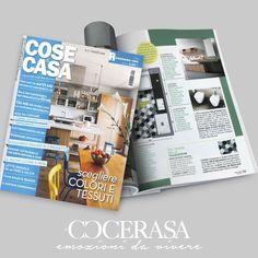 Cose di casa - Marzo 2018 #press #release #magazine #newspaper #design #homedesign #advertising #interiordesign #bathroom