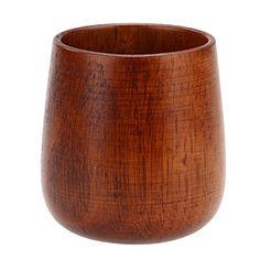WinnerEco Primitive Handmade Wooden Drinking Cup Coffee M...