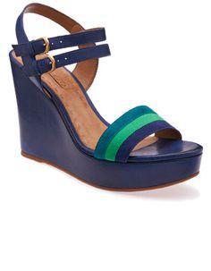 plataform sandal, arezzo resort 2012, brazil