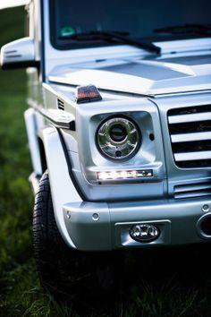 Mercedes-Benz G-Class Wagon